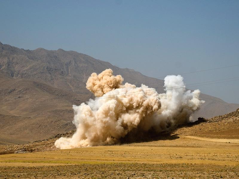 زیرسازی راه آهن خرمشهر - شلمچه