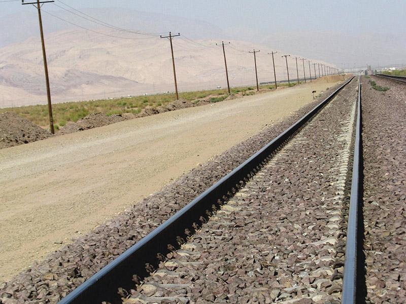 Khoramshahr – Shalamche Railway Infrastructure